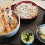 はな膳 - 料理写真:天丼セット