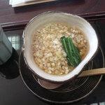 18108443 - 蕎麦の実かゆ