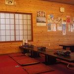 豊岡精肉焼肉店 - 店内 2011