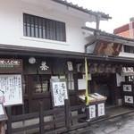 寺島屋弥兵衛商店 - (p≧ω≦q)♪外観!とっても際立っていました!
