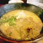 らーめん 雷華 - ラーメン(かた麺)