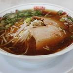 中華料理てんぐラーメン - こいくちラーメン