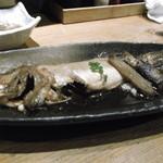 海鮮酒場はたはた - 魚の煮物。
