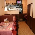 サンローズ インドレストラン&バー - インドの雰囲気100%!!