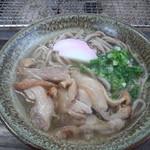 多加蔵 - 料理写真:地鶏そば