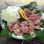 多加蔵 - 地鶏の炭火焼き