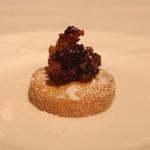 高田馬場 イタリア料理 フラットリア - ミックス フルーツのクッキー