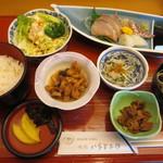 18118695 - 刺身定食(1360円)