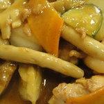 文華楼 - 八宝菜