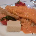 レストラン ラ・ペーシュ - ラ・ペーシュ カニのオムライス by 「あなたのかわりに・・・」