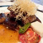 レストラン ラ・ペーシュ - ラ・ペーシュ サイコロステーキ by 「あなたのかわりに・・・」