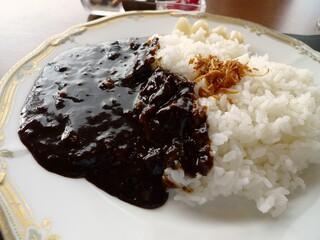 東洋軒 名古屋三越店 - ブラックカレー