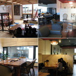 カラカラ - カフェ&ダイニング KaRA×KaRAの店内 2013.3.31撮影