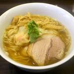 Tsurumen - 海老ワンタン麺