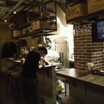 Nido - 店内です。