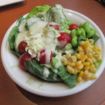 ブッフェブルーム - サラダは一般的な内容