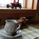 風楽里 - 料理写真:コーヒー
