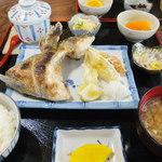 美のり - 塩焼定食 840円