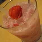 マザーリーフ - イチゴミルク370円