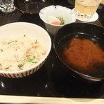 壽山 - 赤出汁。