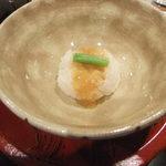 壽山 - お凌ぎ 飯蒸し