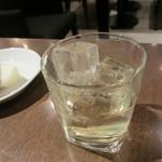 千駄木 露地 - 梅ワイン 白