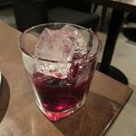 千駄木 露地 - 梅ワイン 赤