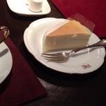 18126830 - チーズケーキ!