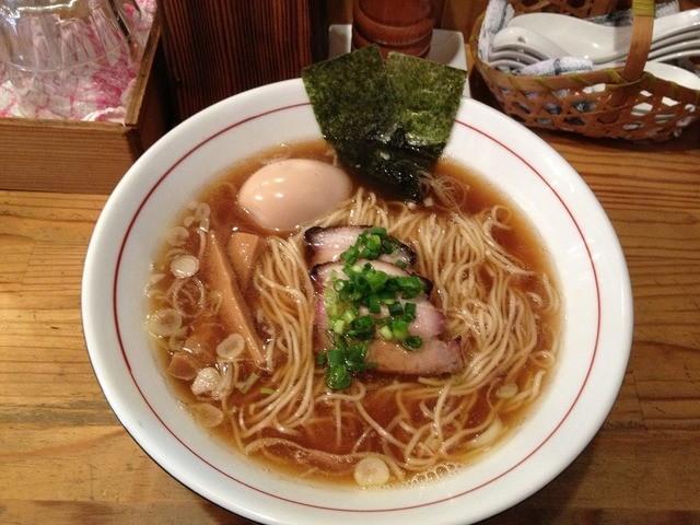 麺屋KABOちゃん - しもふり中華そば