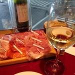 グスタヴォ - 白ワイン(ピノグリージョ)