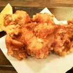 どんどん - 鶏の唐揚げ