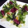 プティ ヴィラージュ - 料理写真:鯛(だったかな)のカルパッチョ