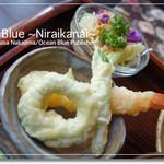 カフェ 七色の風 - 和風ハンバーグ定食