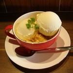 ベアーズダイナー - バニラアイスクリーム 330円