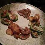 18134346 - 焼き野菜