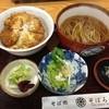 そばろく - 料理写真:ヒレカツ丼セット