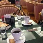 赤煉瓦カフェ ジャズ - 食後のドリンクも付いてます