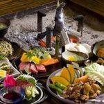 さ-蔵 - さー蔵御膳:阿蘇の大自然にはぐくまれた「食」の魅力を堪能出来る逸品です。もちもちのだご汁や小鉢がうれしい。