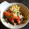 炭味火処 和る - 料理写真:かに入りビビンバ