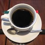 18139420 - 足湯カフェ ゆるり 食後のコーヒー