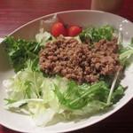 カフェ・ロリータ - そぼろと野菜の混ぜご飯
