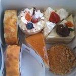 1814347 - ケーキたち