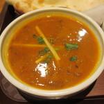 DELHI'S CURRY - ミックス豆カレー