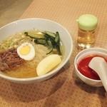 よし邑 - 冷麺