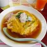 バーミヤン - 蟹入り天津飯 ¥628