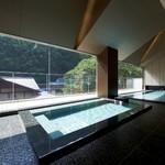 離れの宿 よもぎ埜 - 大浴場:H23年改修