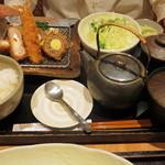 とんかつ 和幸 - レディース膳