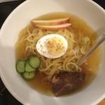 遠野屋 - 冷麺 (650円)