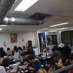 拉麺 劉 - 店内の様子
