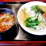 18148455 - 魚粉つけ麺